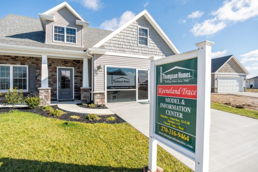 Owensboro New Homes at Keeneland Trace