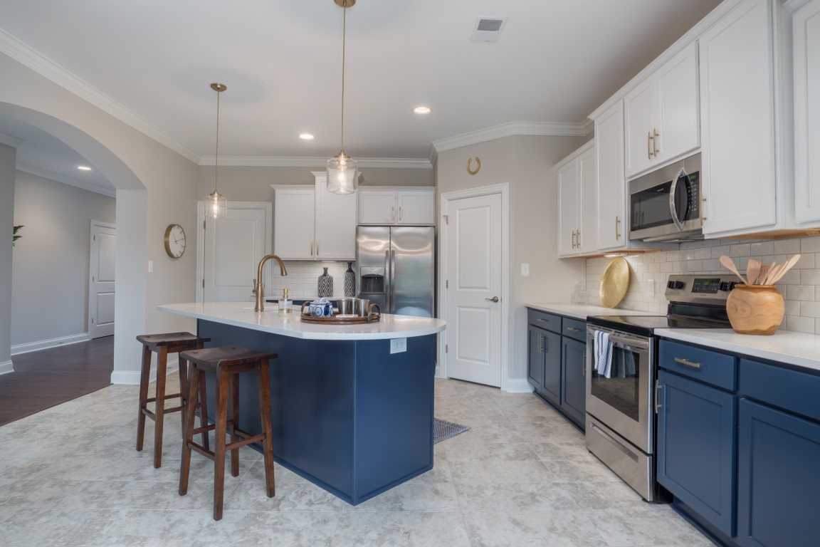 Newburgh IN New Home Builder | Thompson Homes | Kitchen Gallery