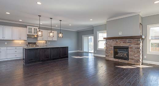 Newburgh IN New Homes at Willow Estates