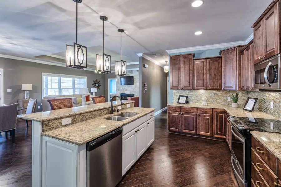 Kitchen Home Designs by Thompson Homes