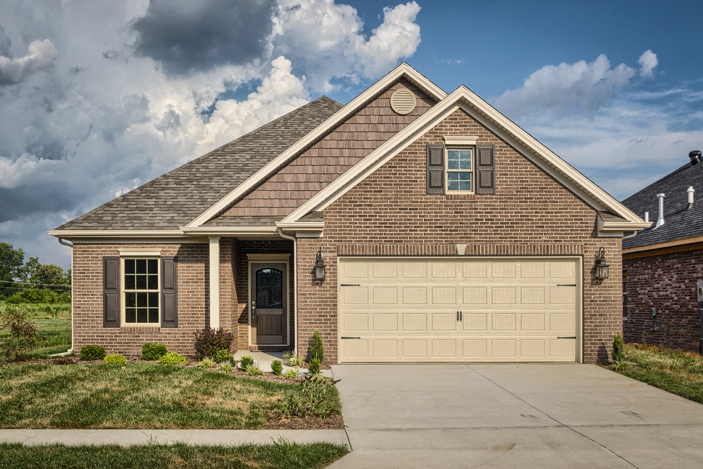 Newburgh In Home Builder Homes Owensboro Ky At Paddock Point
