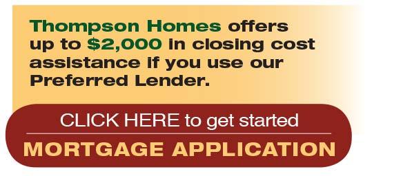 Owensboro KY New Home Builder Thompson Homes