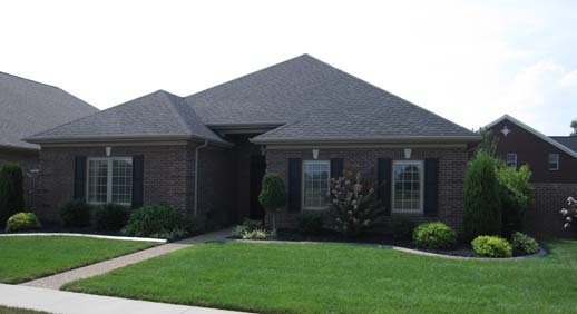 Homes in Owensboro KY at Paddock Point