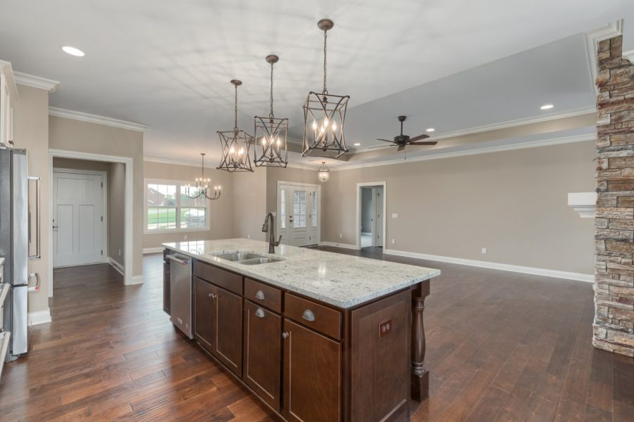 Evansville IN New Homes at Terra Vista